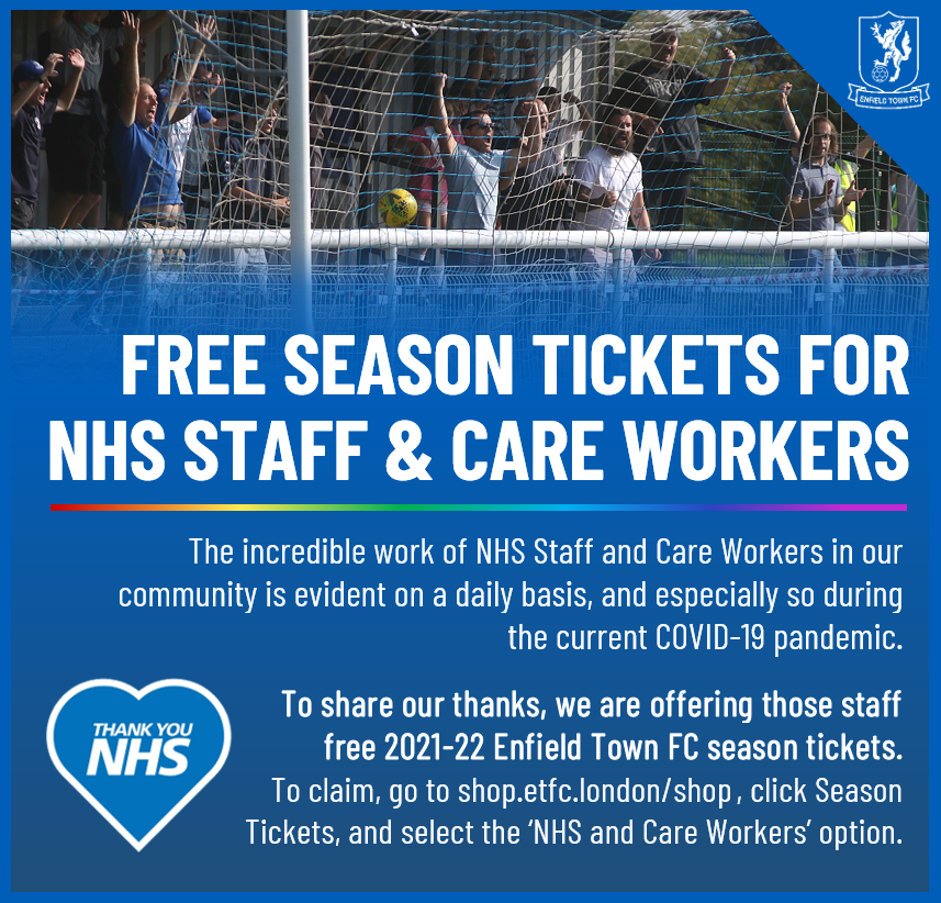 Free NHS Tickets